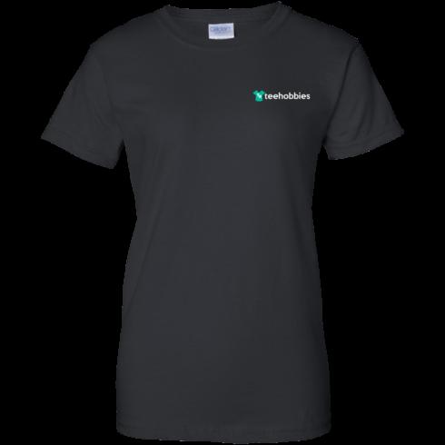 image 624 490x490px Teehobbies Logo T Shirt Men & Women Styles