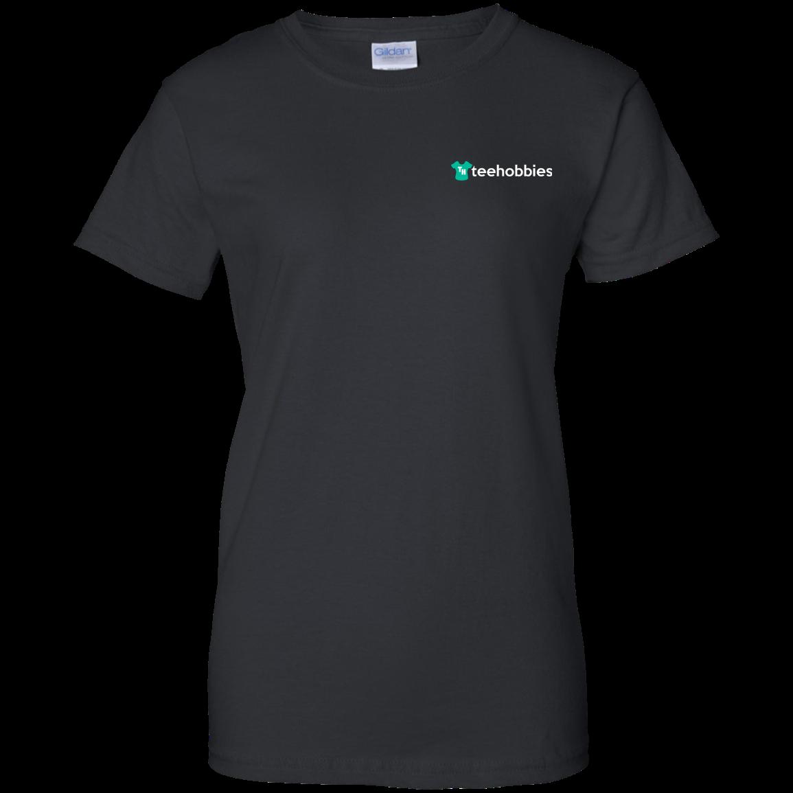 image 624px Teehobbies Logo T Shirt Men & Women Styles
