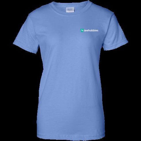 image 625 490x490px Teehobbies Logo T Shirt Men & Women Styles
