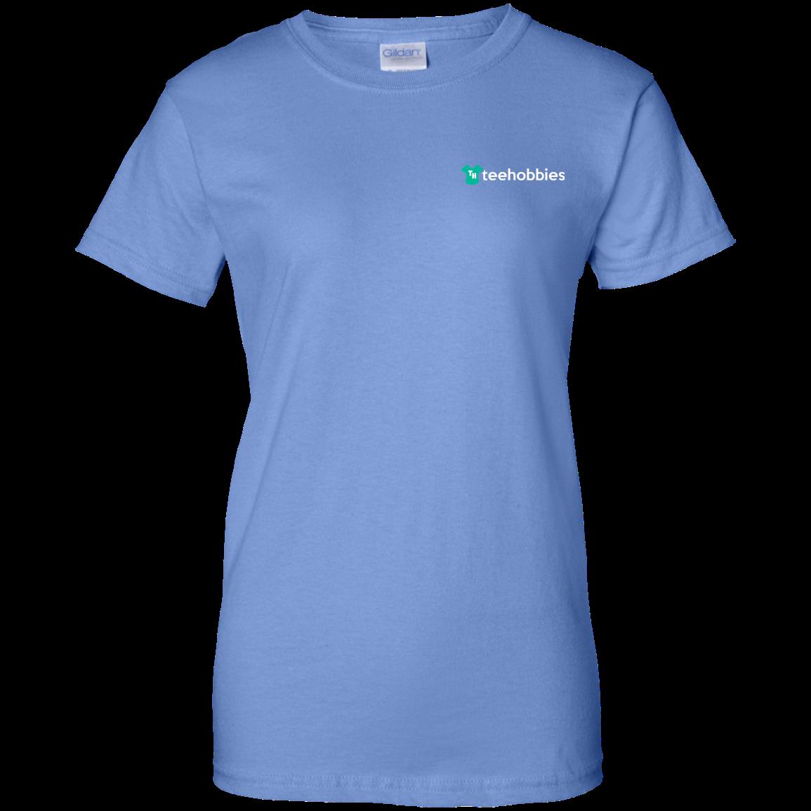 image 625px Teehobbies Logo T Shirt Men & Women Styles