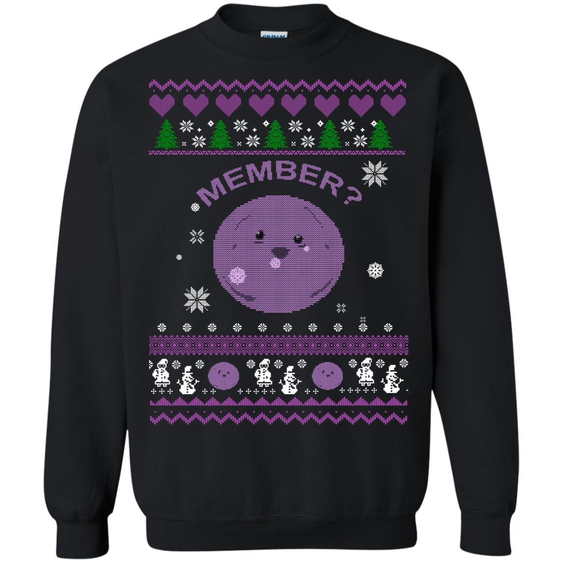image 634px Member Berries Christmas Sweatshirt T Shirts