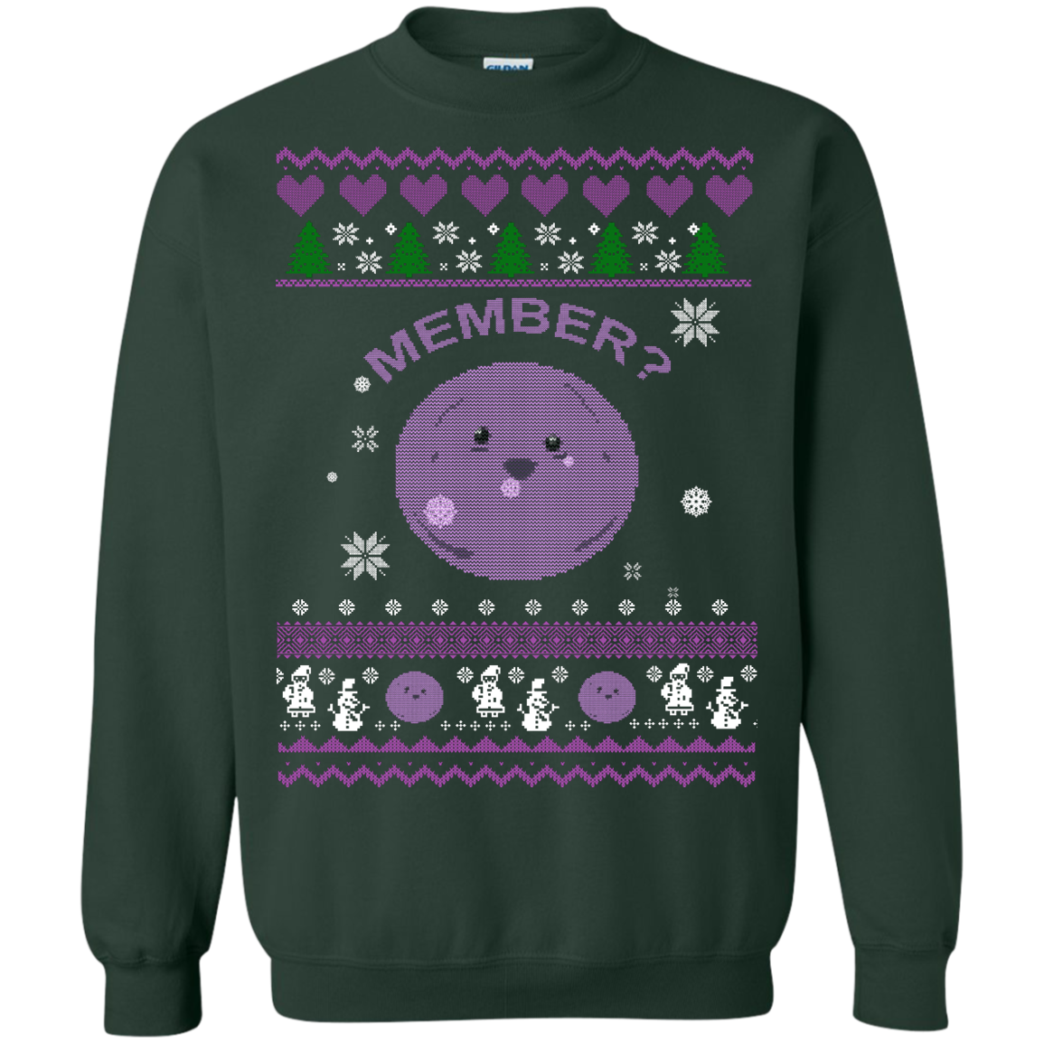 image 636px Member Berries Christmas Sweatshirt T Shirts