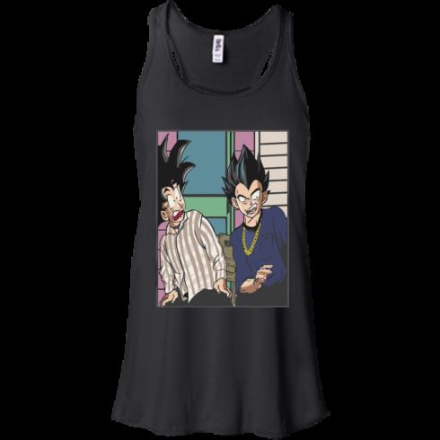 image 641 490x490px Goku and Vegeta Shirt, Friday The Movie T Shirt, Hoodies