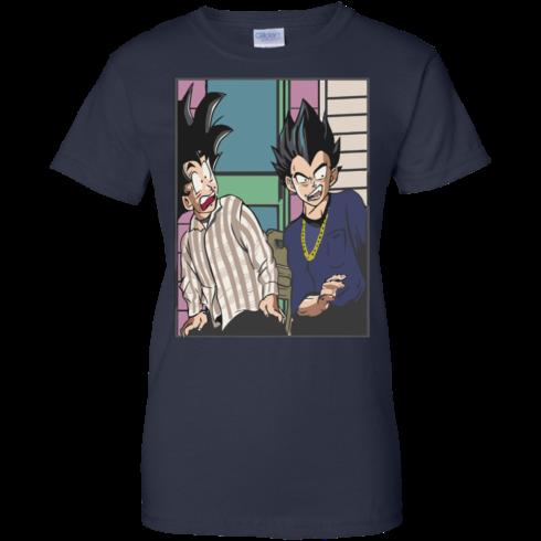 image 647 490x490px Goku and Vegeta Shirt, Friday The Movie T Shirt, Hoodies