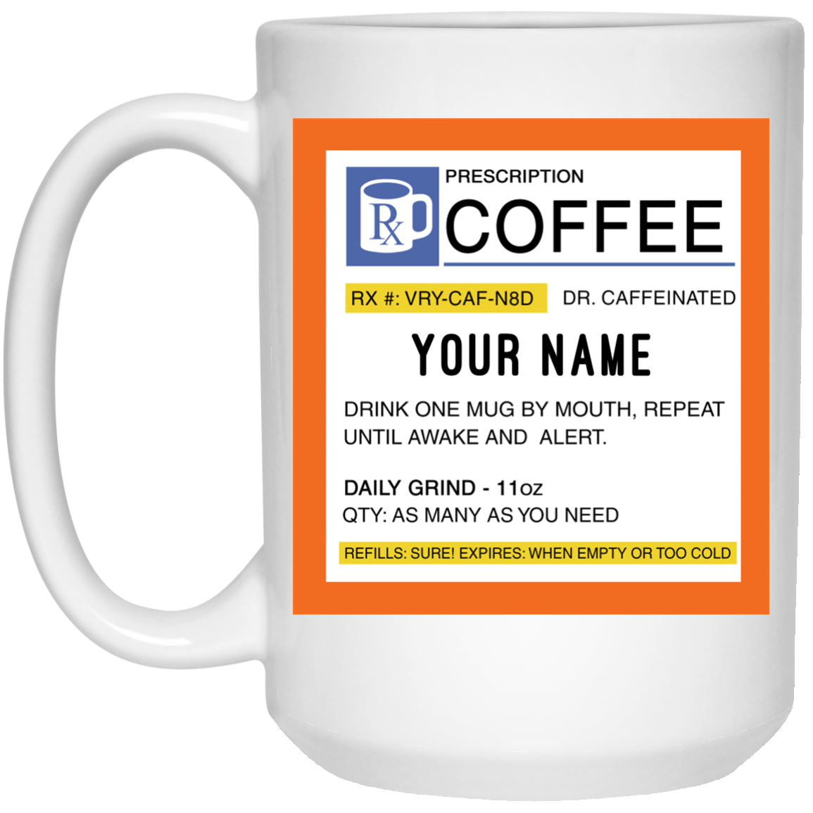 image 661px Personalized Prescription Coffee Mug Teehobbies