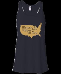 image 690 247x296px Hamilton Clothing history has its eyes on you T Shirt