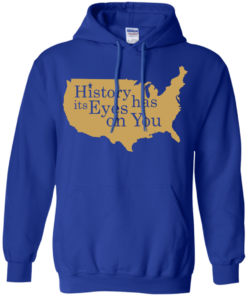 image 693 247x296px Hamilton Clothing history has its eyes on you T Shirt
