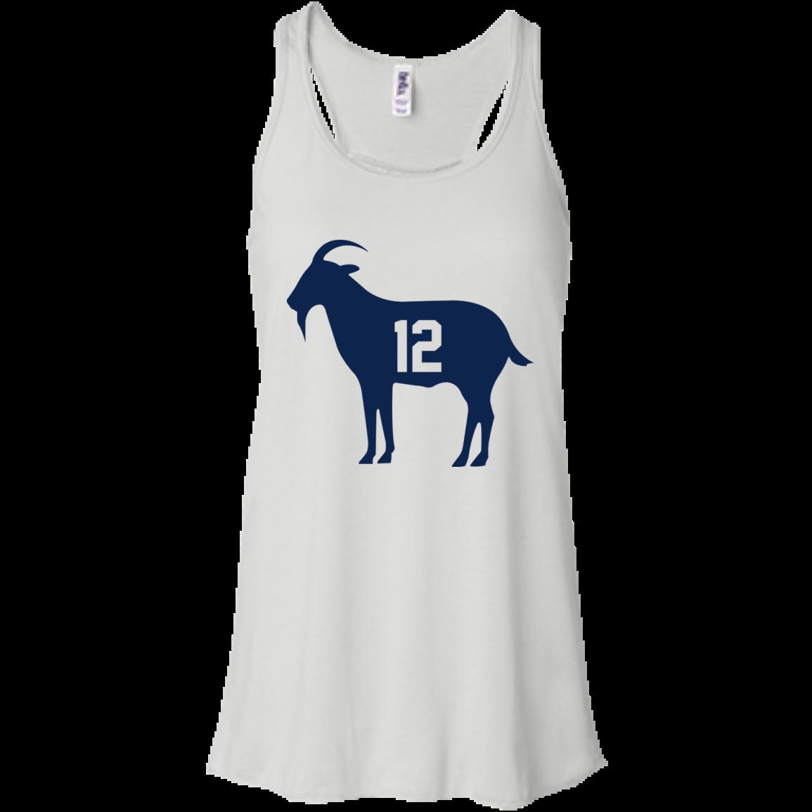 image 77px Goat Tb 12 Tom Brady T Shirt, Hoodies, Tank Top