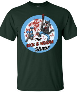 image 787 247x296px Walking Dead: The Rick and Negan Show T Shirt, Hoodies