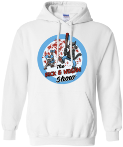 image 792 247x296px Walking Dead: The Rick and Negan Show T Shirt, Hoodies