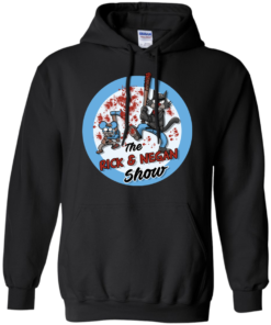 image 793 247x296px Walking Dead: The Rick and Negan Show T Shirt, Hoodies