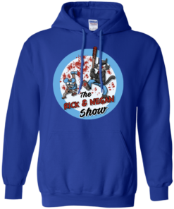 image 794 247x296px Walking Dead: The Rick and Negan Show T Shirt, Hoodies