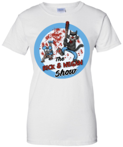 image 795 247x296px Walking Dead: The Rick and Negan Show T Shirt, Hoodies