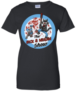 image 796 247x296px Walking Dead: The Rick and Negan Show T Shirt, Hoodies