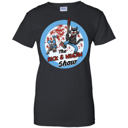 image 796 490x490px Walking Dead: The Rick and Negan Show T Shirt, Hoodies