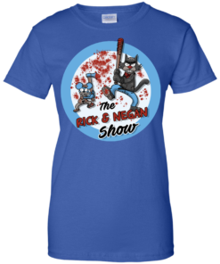 image 797 247x296px Walking Dead: The Rick and Negan Show T Shirt, Hoodies