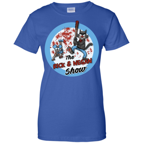 image 797 490x490px Walking Dead: The Rick and Negan Show T Shirt, Hoodies
