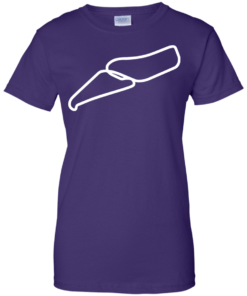 image 818 247x296px Top Gear Test Track T Shirt