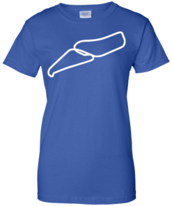 image 819 247x296px Top Gear Test Track T Shirt