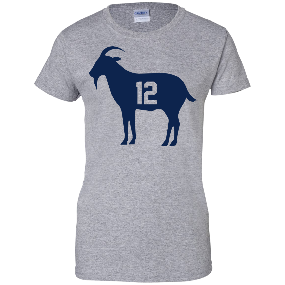 image 82px Goat Tb 12 Tom Brady T Shirt, Hoodies, Tank Top