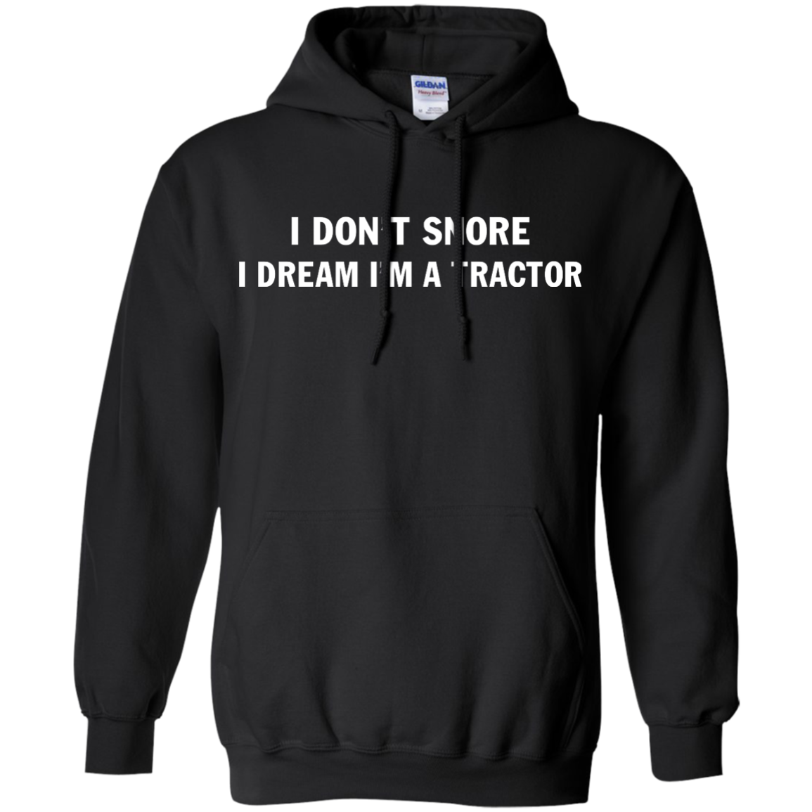 image 847px Farmer Shirt: I Don't Snore I Dream I'm A Tractor T Shirt