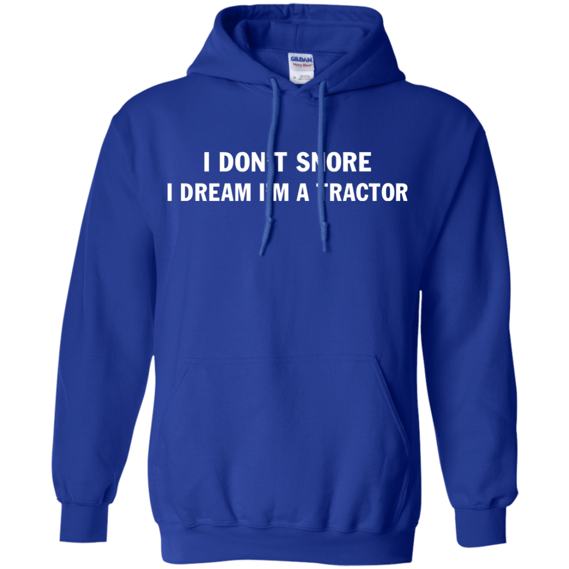 image 849px Farmer Shirt: I Don't Snore I Dream I'm A Tractor T Shirt