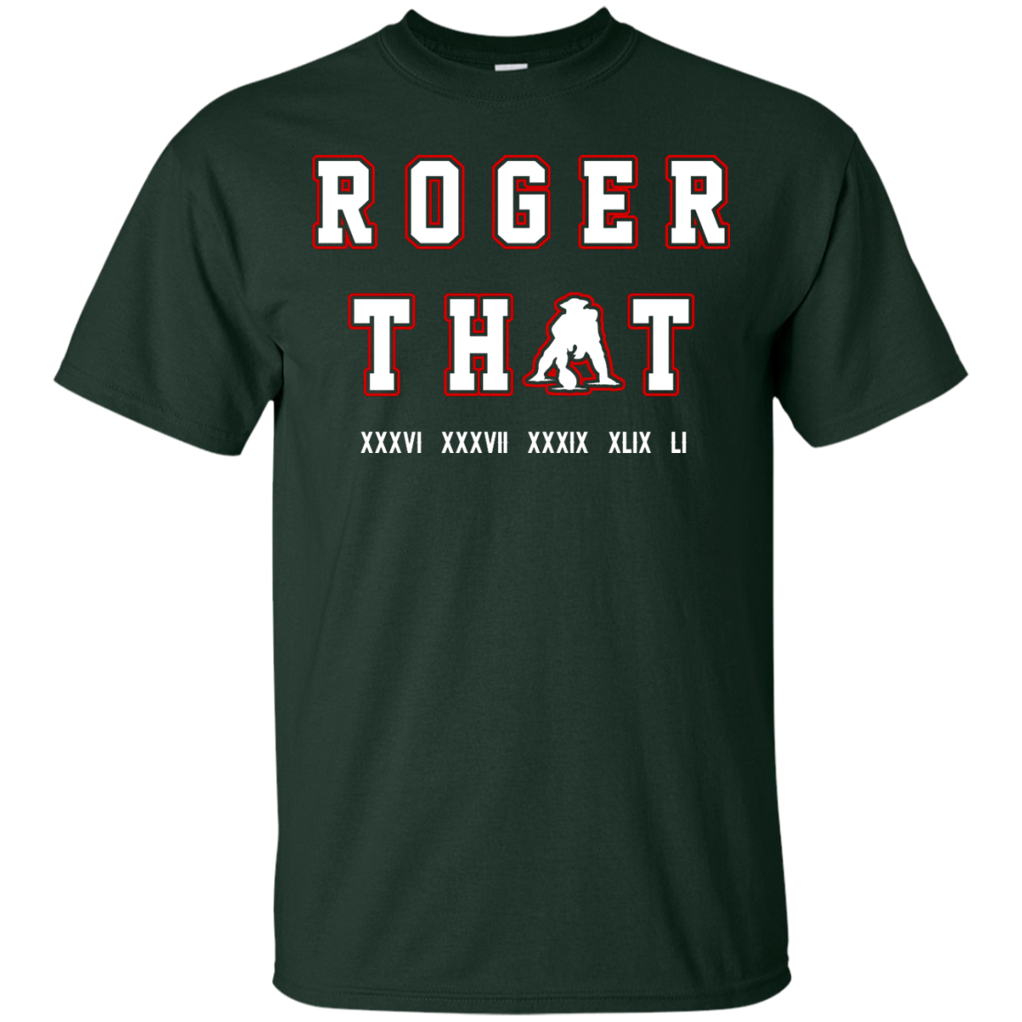 image 86px Tom Brady Shirt: Roger that T Shirt, Hoodies, Tank Top
