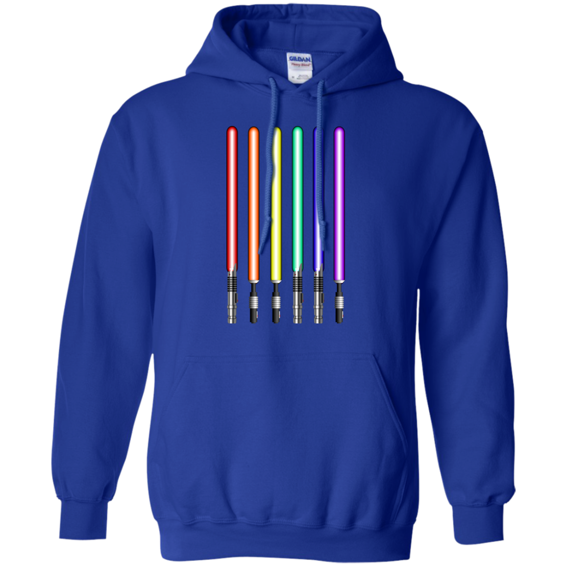 image 882px Star Wars Lightsaber Rainbow Shirt (Tee Hoodies Tank Top)