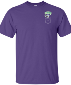 image 898 247x296px Rick and Morty: Tiny Rick Pocket T Shirt