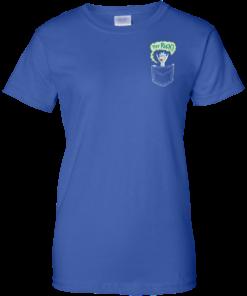 image 907 247x296px Rick and Morty: Tiny Rick Pocket T Shirt