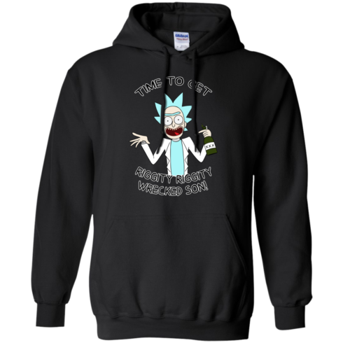 image 913 490x490px Time to get riggity riggity wrecked son T shirt