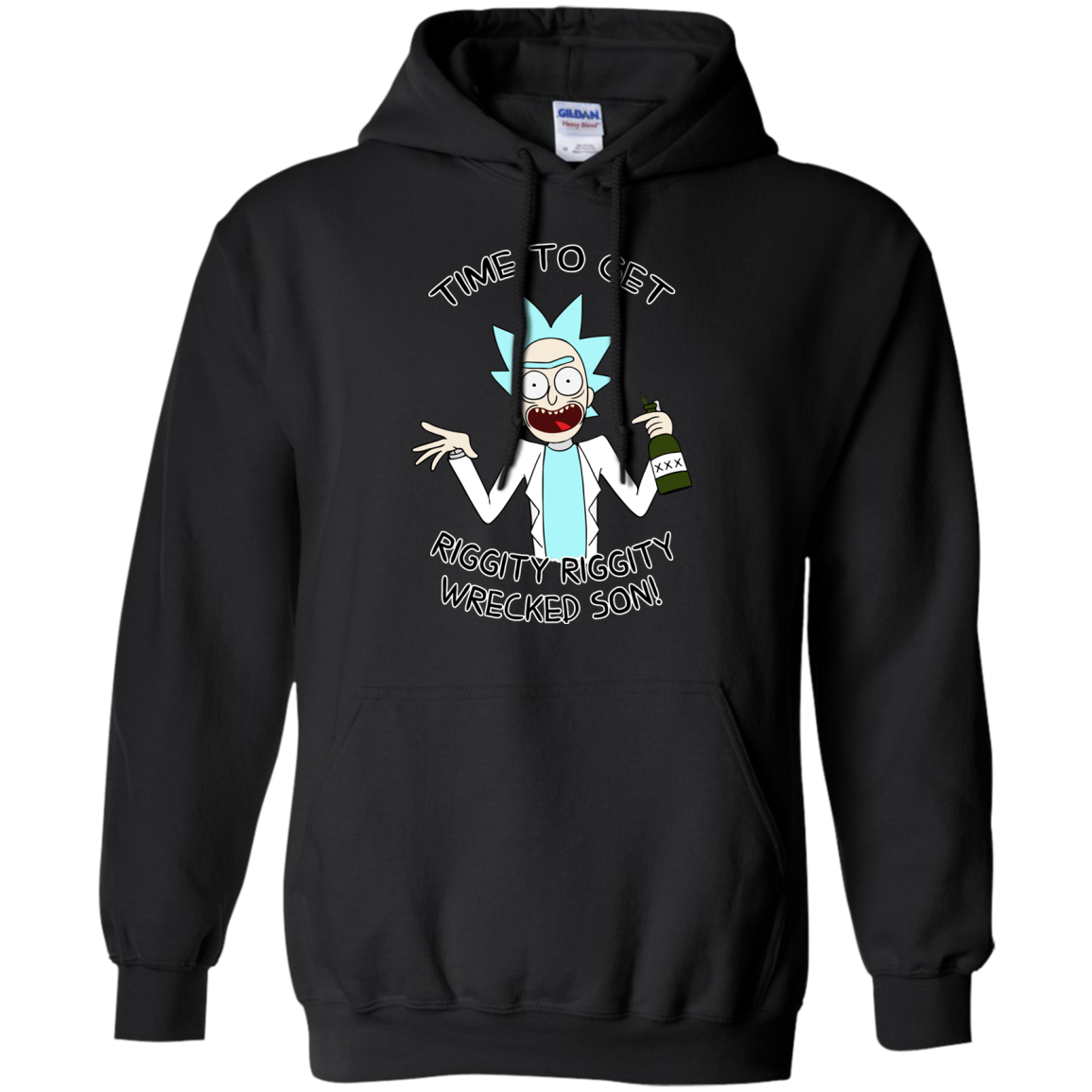 image 913px Time to get riggity riggity wrecked son T shirt