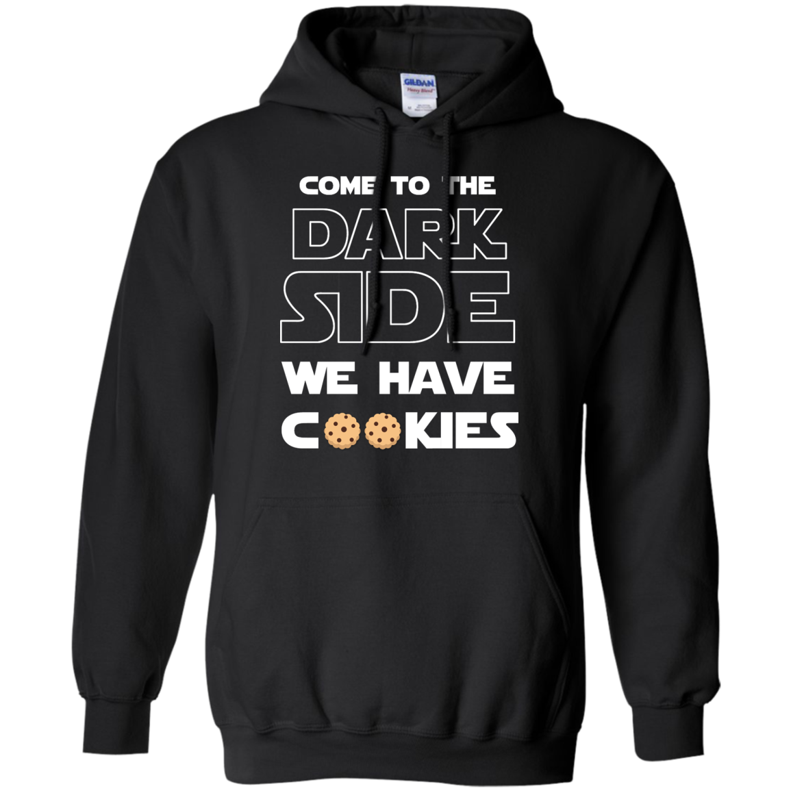 image 927px Star Wars: Come To The Dark Side We Have Cookies T Shirt