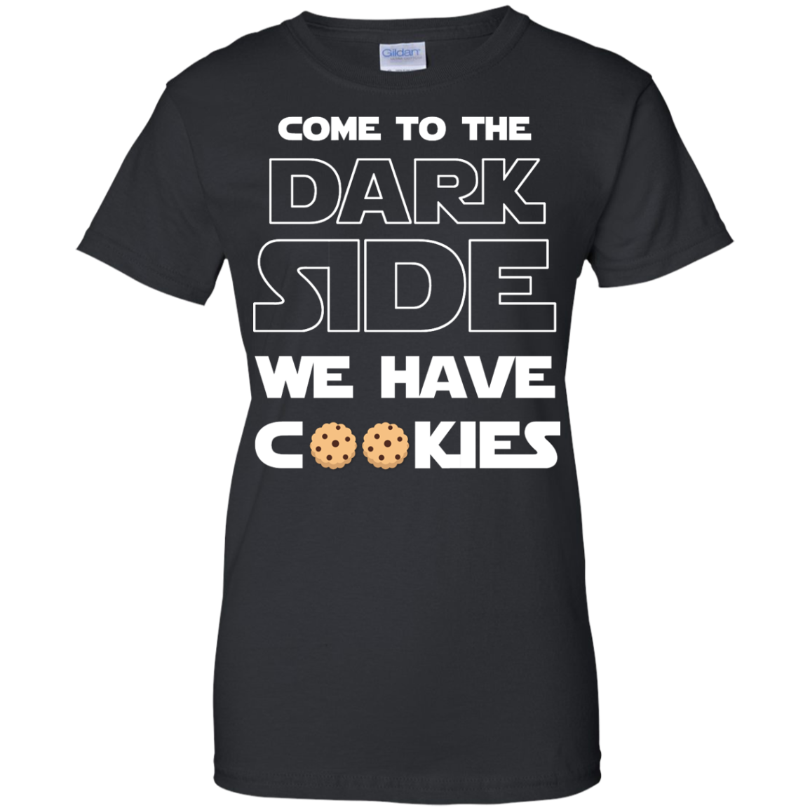 image 930px Star Wars: Come To The Dark Side We Have Cookies T Shirt