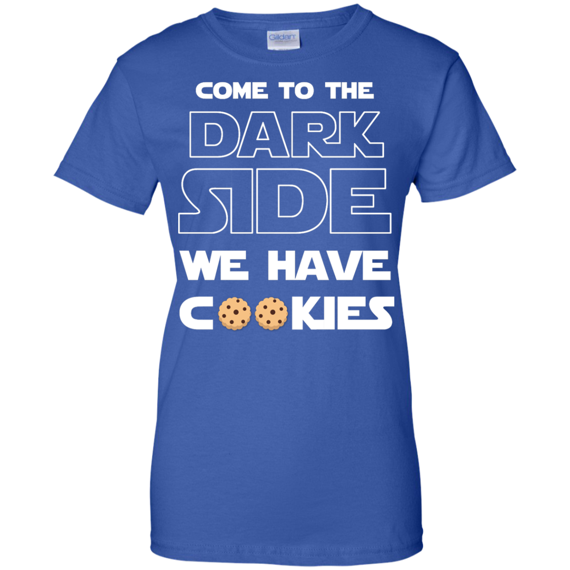 image 932px Star Wars: Come To The Dark Side We Have Cookies T Shirt