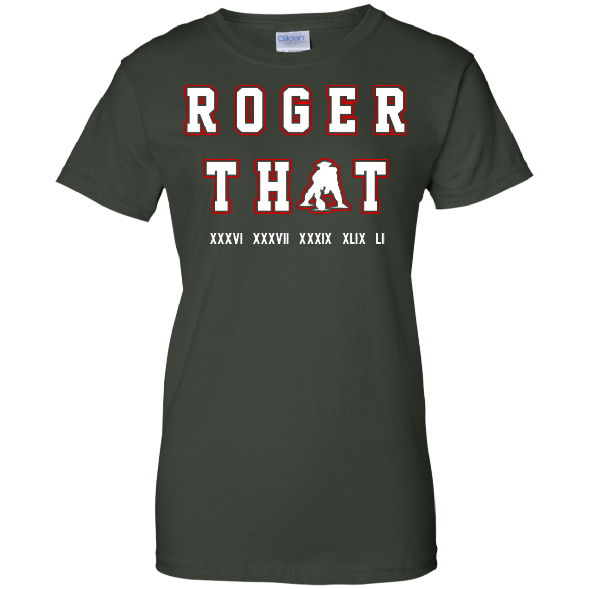 image 94px Tom Brady Shirt: Roger that T Shirt, Hoodies, Tank Top
