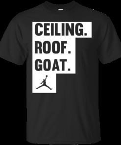 image 944 247x296px Jordan: Ceiling Roof Goat T Shirt, Hoodies, Tank