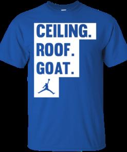 image 945 247x296px Jordan: Ceiling Roof Goat T Shirt, Hoodies, Tank