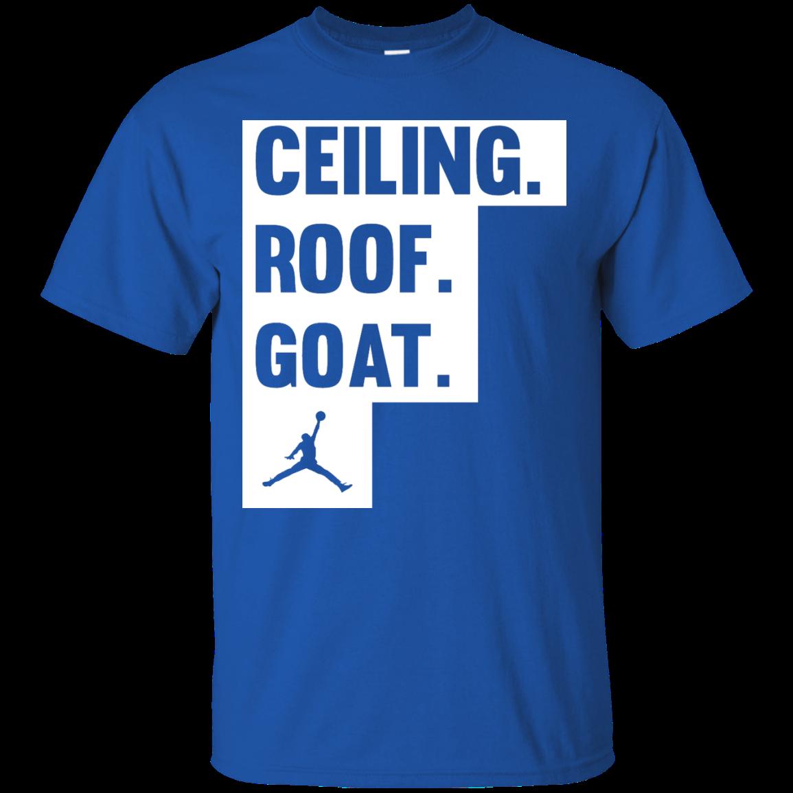 image 945px Jordan: Ceiling Roof Goat T Shirt, Hoodies, Tank