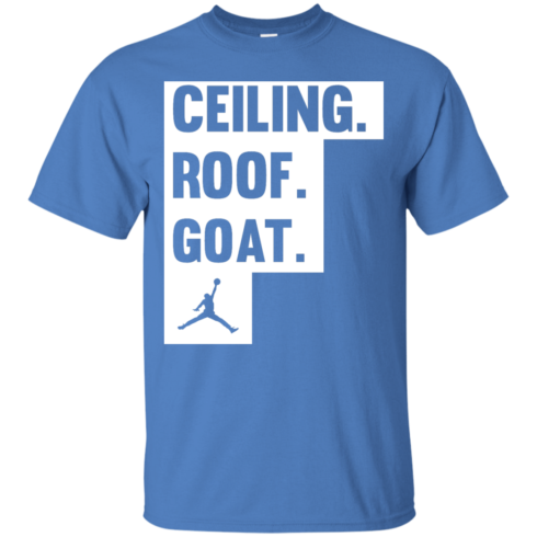 image 946 490x490px Jordan: Ceiling Roof Goat T Shirt, Hoodies, Tank