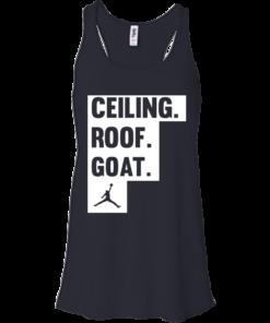 image 947 247x296px Jordan: Ceiling Roof Goat T Shirt, Hoodies, Tank