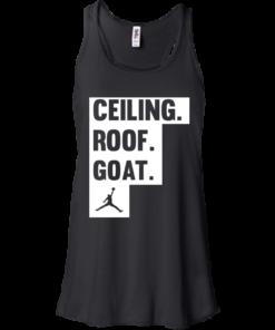 image 948 247x296px Jordan: Ceiling Roof Goat T Shirt, Hoodies, Tank