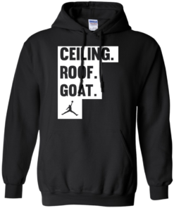 image 949 247x296px Jordan: Ceiling Roof Goat T Shirt, Hoodies, Tank