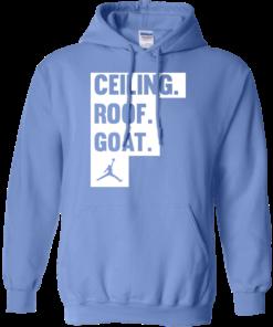 image 950 247x296px Jordan: Ceiling Roof Goat T Shirt, Hoodies, Tank