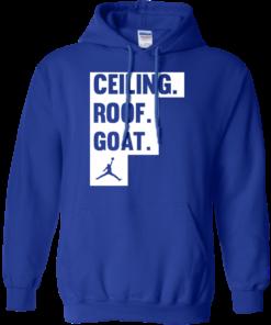 image 951 247x296px Jordan: Ceiling Roof Goat T Shirt, Hoodies, Tank