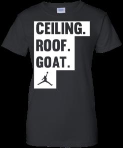 image 952 247x296px Jordan: Ceiling Roof Goat T Shirt, Hoodies, Tank