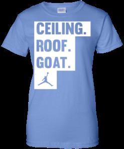 image 953 247x296px Jordan: Ceiling Roof Goat T Shirt, Hoodies, Tank