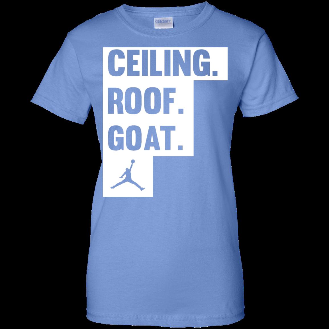 Jordan Ceiling Roof Goat T Shirt Hoodies Tank