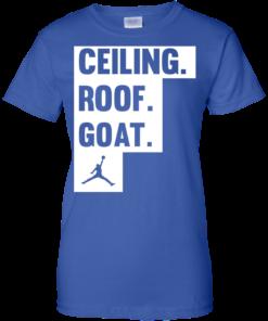 image 954 247x296px Jordan: Ceiling Roof Goat T Shirt, Hoodies, Tank