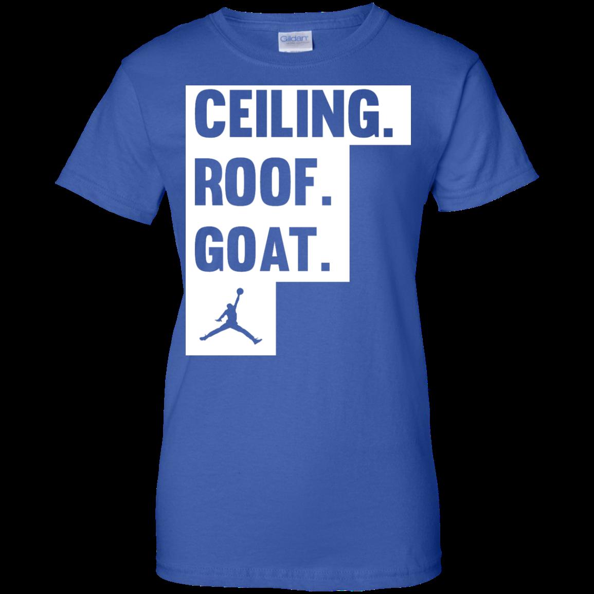 image 954px Jordan: Ceiling Roof Goat T Shirt, Hoodies, Tank